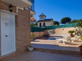 3 bedroom Villa in Sant Vicenc de Montalt, Barcelona Costa Norte, Spain : ref
