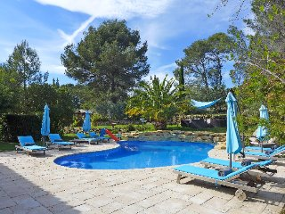 5 bedroom Villa in Le Castellet, Cote d Azur, France : ref 2395398