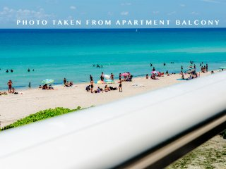 Oceanfront Miami Beach Dream Vacation Suite (MBDV)
