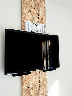 45' LCD SAMSUNG TV