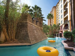 Wyndham Bonnet Creek 2 Bedroom Deluxe Suite