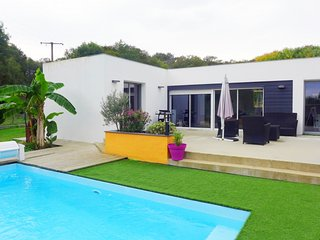 4 bedroom Villa in Villefranque, Basque Country, France : ref 2380075