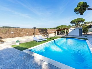 3 bedroom Villa in Tordera, Costa Brava, Spain : ref 2380057