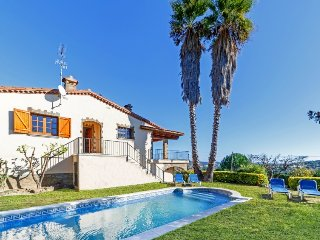 4 bedroom Villa in Calonge, Costa Brava, Spain : ref 2379907