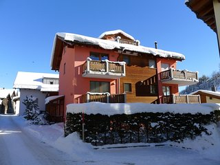 3 bedroom Apartment in Laax, Surselva, Switzerland : ref 2379734