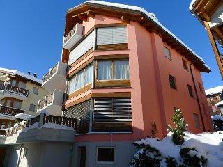 3 bedroom Apartment in Laax, Canton Grisons, Switzerland : ref 5250802