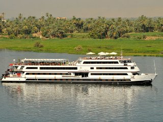 Alexander The Great , The Unique Boutique Way To Cruise The Nile, Luxor