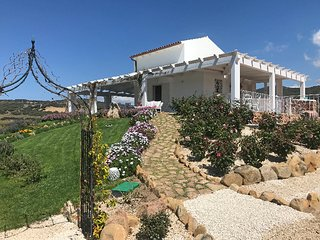 3 bedroom Villa in Badesi, Sardinia, Italy : ref 2379582