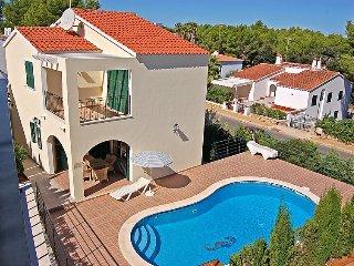 4 bedroom Villa in Cala Galdana, Menorca, Menorca : ref 2379464