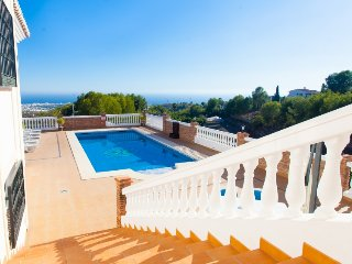 5 bedroom Villa in Nerja, Costa del Sol, Spain : ref 2379112