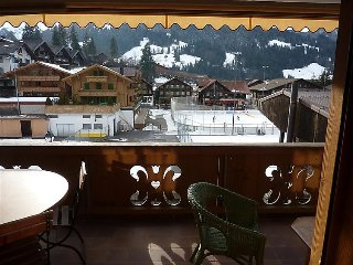 3 bedroom Apartment in Unter-Gstaad, Bern, Switzerland : ref 5039317
