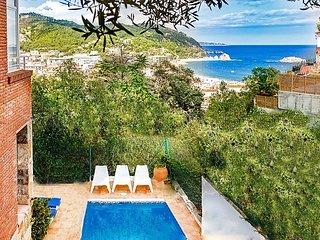 4 bedroom Villa in Tossa de Mar, Costa Brava, Spain : ref 2371687