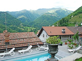 3 bedroom Villa in Cabbio, Ticino, Switzerland : ref 2371561