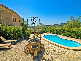 4 bedroom Villa in Caimari, Balearic Islands, Spain : ref 5038969