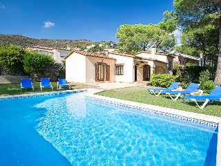 3 bedroom Villa in Calonge, Costa Brava, Spain : ref 2371424