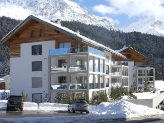 5 bedroom Apartment in Valbella, Canton Grisons, Switzerland : ref 5038226