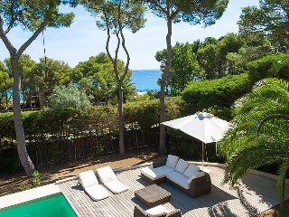 5 bedroom Villa in St Antoni de Calonge, Costa Brava, Spain : ref 2369994