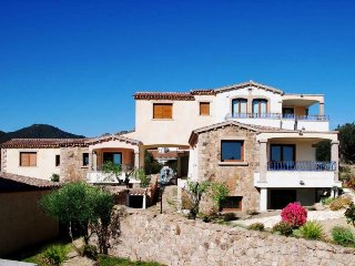 2 bedroom Villa in Pittulongu, Sardinia, Italy : ref 2369838