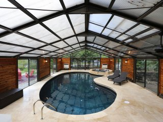Yes your own Private heated indoor Swimming Pool!, Tobyhanna