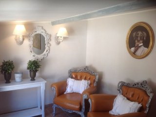 Le Clos du Marais, coastal luxury bed and breakfast with heated pool.