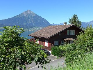 4 bedroom Villa in Merligen, Bernese Oberland, Switzerland : ref 2300683