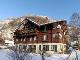 4 bedroom Apartment in Interlaken, Bernese Oberland, Switzerland : ref 2300587