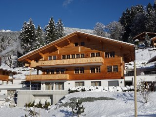 3 bedroom Apartment in Grindelwald, Bernese Oberland, Switzerland : ref 2300412