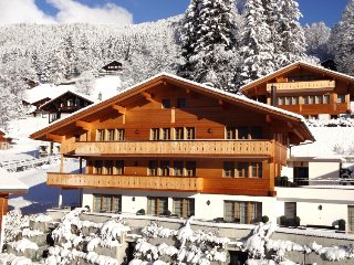 3 bedroom Apartment in Grindelwald, Bernese Oberland, Switzerland : ref 2300396