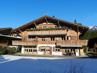 2 bedroom Apartment in Unter-Gstaad, Bern, Switzerland : ref 5031166