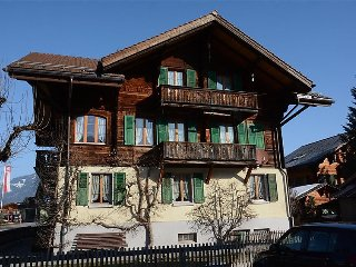 2 bedroom Apartment in Gstaad, Bernese Oberland, Switzerland : ref 2297096