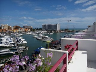 Levante Vilamarina - TWO bedrooms apartment by Vilamoura marina - L25