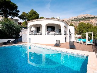 4 bedroom Villa in Altea, Valencia, Spain : ref 5028756