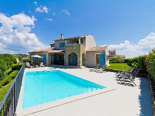 4 bedroom Villa in Buje, Istarska Zupanija, Croatia : ref 5083355
