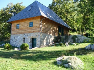 2 bedroom Villa in Plitvice, Kvarner Hills, Croatia : ref 2285876