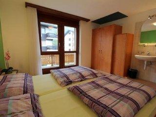 3 bedroom Apartment in Saas-Fee, Valais, Switzerland : ref 5034854