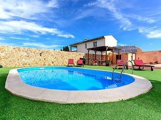 5 bedroom Villa in Manacor, Balearic Islands, Spain : ref 5034443