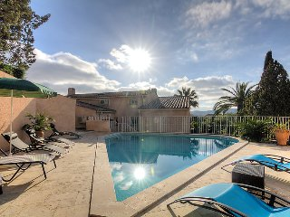 4 bedroom Villa in Bormes les Mimosas, Cote d Azur, France : ref 2285523