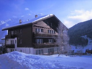 2 bedroom Apartment in Saas Fee, Valais, Switzerland : ref 2285504, Saas-Fee