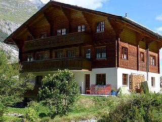 3 bedroom Apartment in Zermatt, Valais, Switzerland : ref 2285422