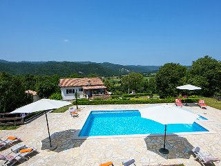 4 bedroom Villa in Boljun, Istria, Croatia : ref 2285363