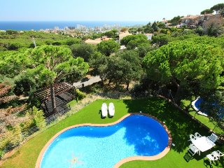 7 bedroom Villa in Playa de Aro, Costa Brava, Spain : ref 2284941