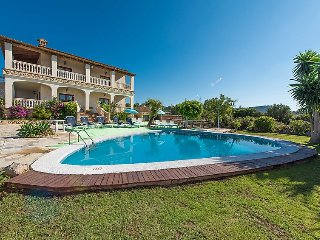 5 bedroom Villa in Son Carrio, Balearic Islands, Spain : ref 5030027