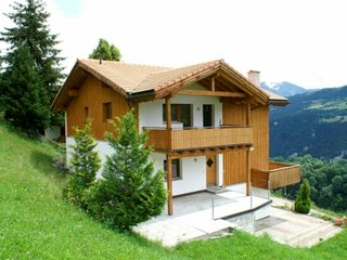 4 bedroom Apartment in Andiast, Surselva, Switzerland : ref 2284904