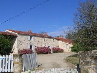 3 bedroom Villa in Saint Laurent de la Salle, Vendee  Western Loire, France, La Chapelle-Themer