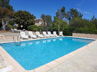 5 bedroom Villa in Saint Aygulf, Cote d Azur, France : ref 2284553