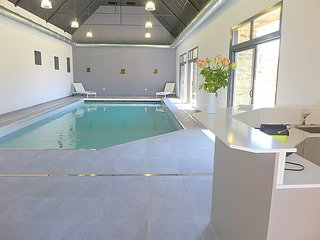 5 bedroom Villa in Pontorson, Normandy, France : ref 2284533, Courtils
