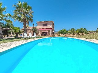 4 bedroom Villa in Inca, Balearic Islands, Spain : ref 5027858