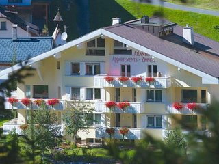 2 bedroom Apartment in Samnaun, Engadine, Switzerland : ref 2283782