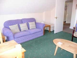 St. David's Holiday Apartments, Rhos on Sea, Apartment 8, Second floor.