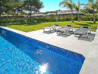 4 bedroom Villa in Xabia, Valencia, Spain : ref 5044482